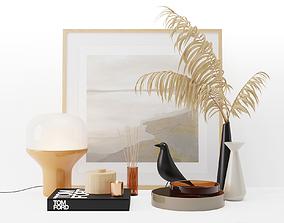 3D model Decorative set 01 box