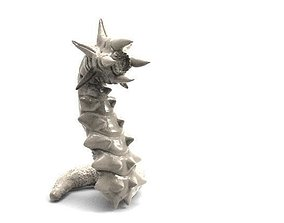 3D print model Sandworm