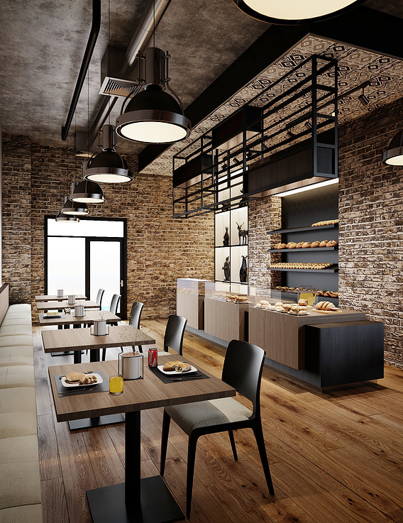 Restaurant New Project