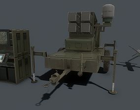 3D model game-ready Exactor mk2