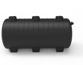 Underground Tank - UG Tank 3D model