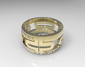 Popular Parentesi replica ring 3D printable model