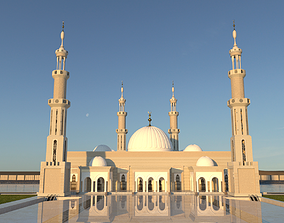 3D Mosque of Al Fatah Al Alim