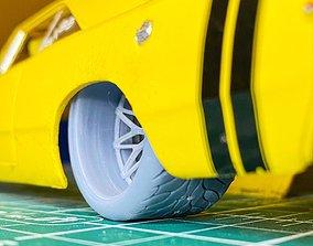 3D print model Mickey Thompson Sportsman SR drag street 1