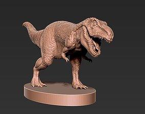3D print model miniatures T-ReX Figurine