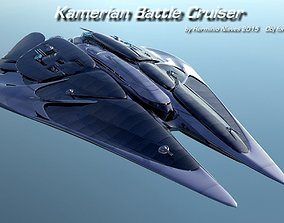 Kamerian Battle Cuiser 3D