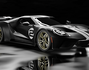Ford GT gt 3D