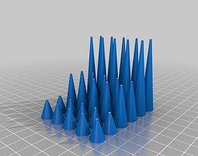 Spikes of Villainy 3D print model