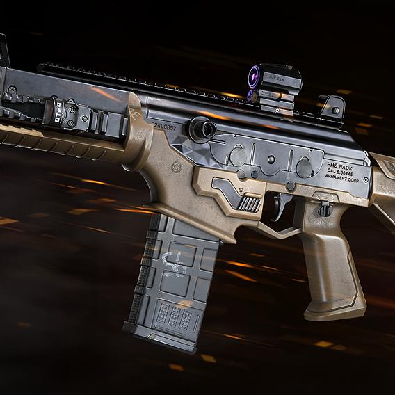 PMS naoK56 Assault Rifle