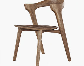 3D model Ethnicraft Oak Bok Dining Chair