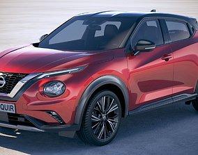3D model Nissan Juke 2020