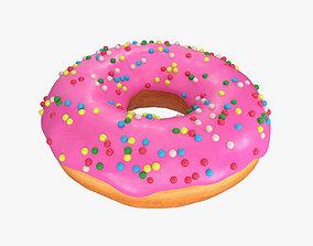 Donut 03 3D