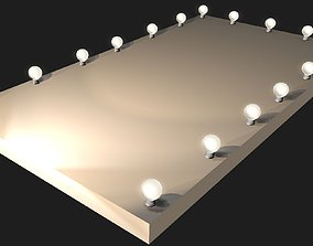 Bulb Stage 06 3D asset