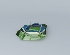 Galpharm Stadium 3D model