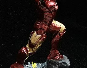 IRONMAN MK3 AVENGERS MODEL MCU TONY STARK STATUE