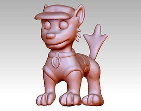 3D print model Cartoon dog
