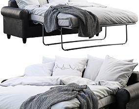 Ikea Fixhult sofa-bed 3D