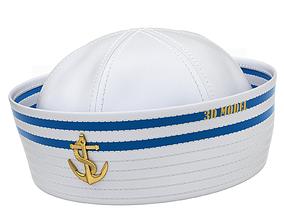 Sailor Hat 3D