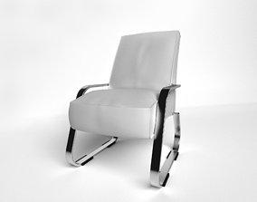 3D interior Armchair - Contemporary