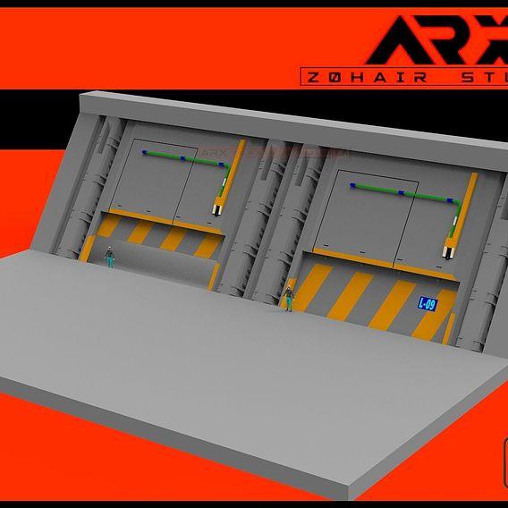ARX  ZOHAIR STUDIO