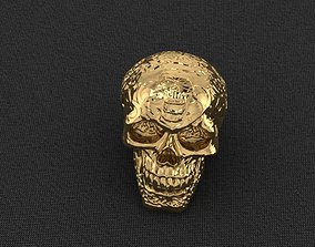 3D printable model Skull pattern