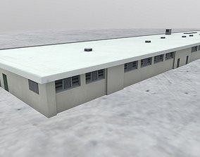 LIMC Hangars2 3D asset