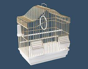 3D model Parrot Cage
