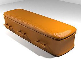 3D model Coffin - Octagonal Box