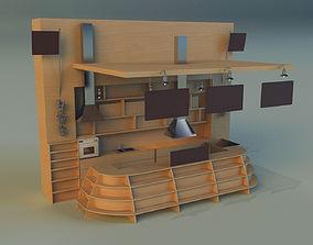 Trade pavilion 13 3D