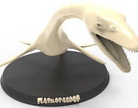 Elasmosaurus Printable