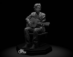 legends Eric Clapton - Unplugged 1992 3D printing