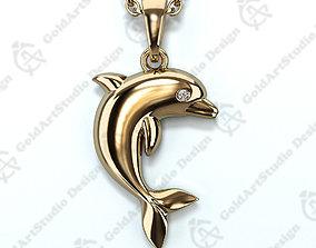 3D print model IS-Pe Dolphin FS 001