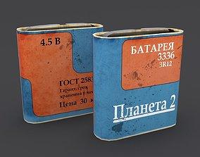 Battery 3336 3D