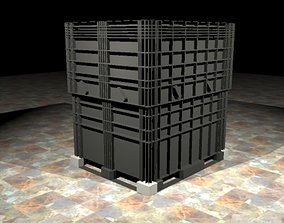 3D asset realtime Seed Pro Box