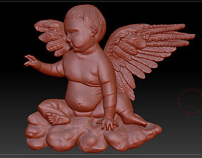 other 3D model of angel