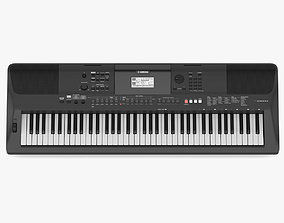 3D model Yamaha Portable Keyboard PSR-EW410