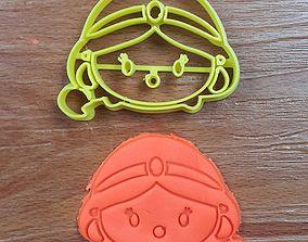 3D print model Disney princess Jasmine stl file
