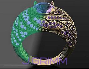 3D print model Ring Dunge