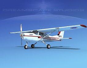3D Cessna T-41 Mescalero Royal Thai AF