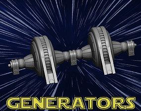 Generators 3D printable model game-accessories