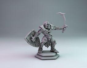orc tank 3D printable model