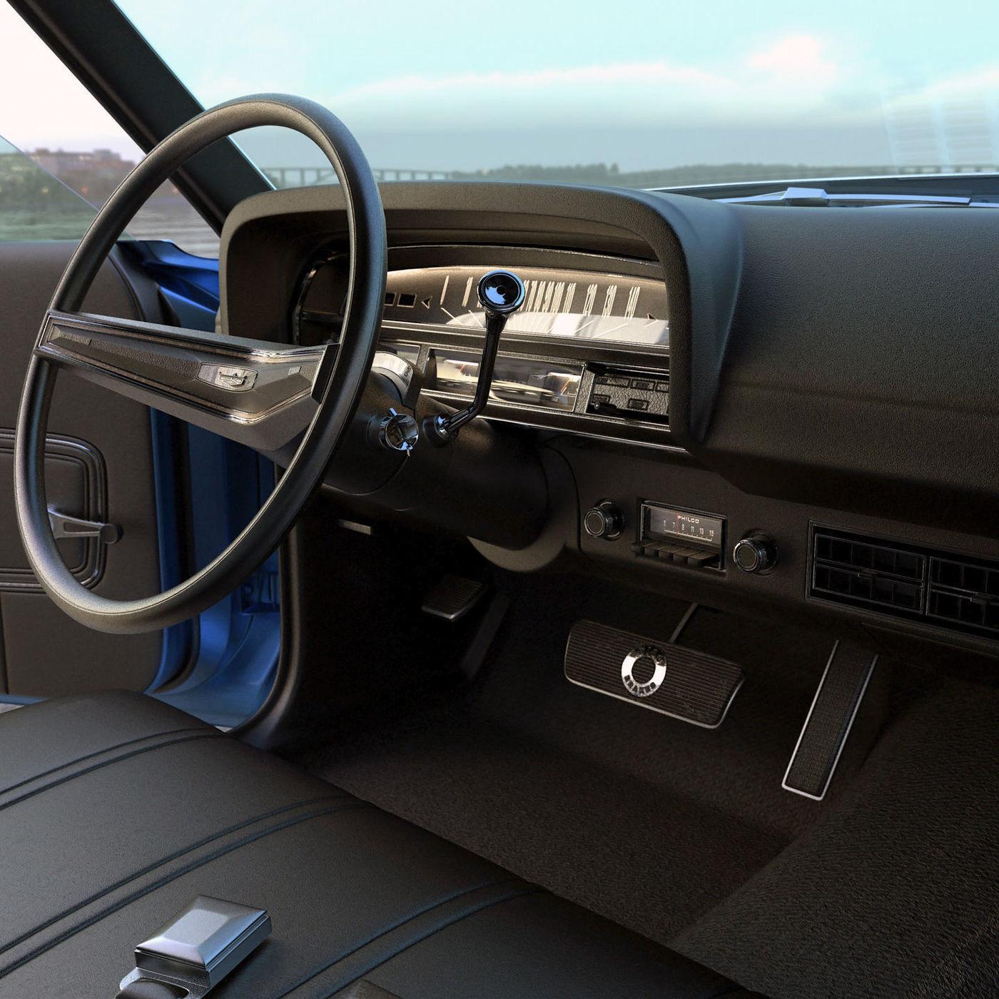 1970 Fairlane Coupe