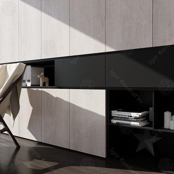 Lounge sunlight