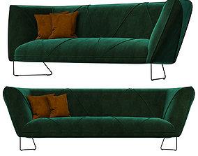 3D model Hexo 3 Seater
