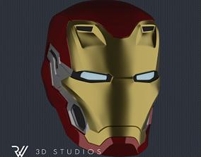 3D print model Iron Man Mark 80 Helmet - STL File
