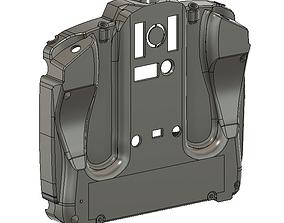 Taranis Crossfire Controller Bottom 3D print model