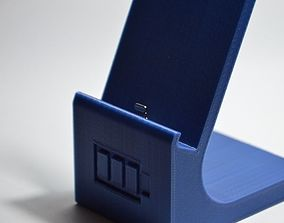 3D print model iPhone and iPad docking station with charge