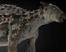 3D asset Scelidosaurus
