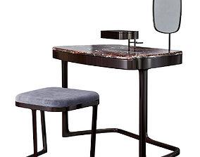 Toilet table Maskara coiffeuse Porada 3d VR / AR ready
