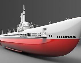 Watercraft 4 - Submarine 3D
